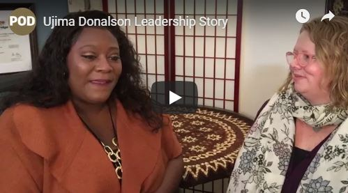 Leadership story with Ujima Donalson
