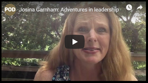 Adventures in leadership
