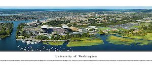 35+ yrs award Husky Stadium Panorama