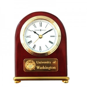 25 yrs award University Seal Arch Clock