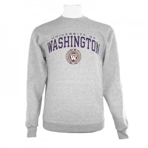 Washington Seal Crewneck