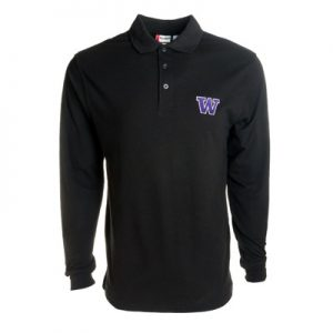 Men's Evans Long-Sleeve Polo