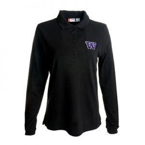 Women's Elmira Long-Sleeve Polo