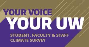 Take the university-wide survey