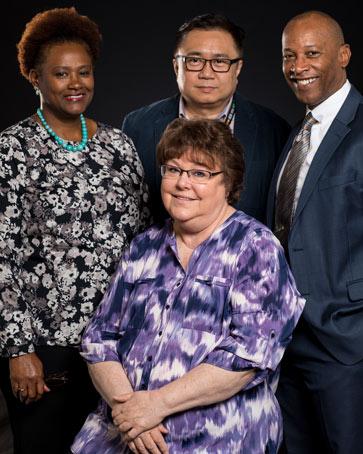 Photograph of Washington MESA Team