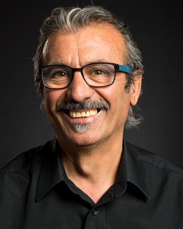Photograph of Saeid Rastegar