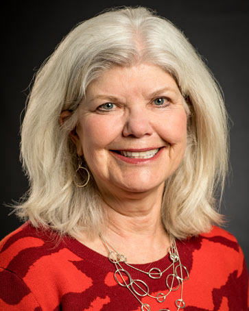 Photograph of Susan Reynolds