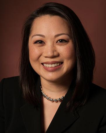 Photograph of Tanya Eng-Aquino