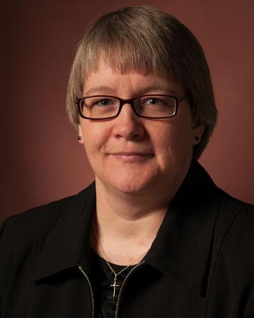 Photograph of Ann Buscherfeld