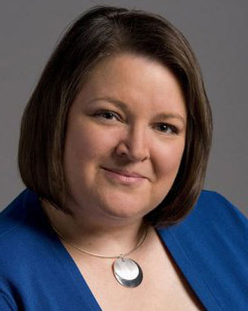 Photograph of Laura Davenport